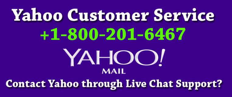 Yahoo Live Chat Support USA
